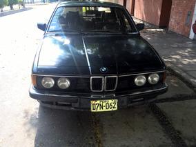 Bmw 745i Turbo Automatico 1985