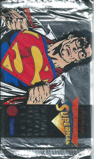 Superman 8 Cards