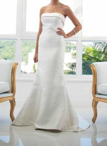 Vestido De Noiva Tasiala Pronovias