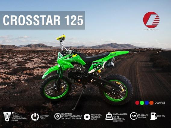 Mini Cross Enduro 125cc