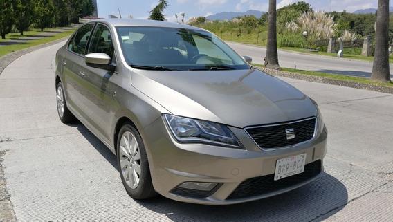 Seat Toledo 1.4 Style Automatico 2015 Realmente Impecable