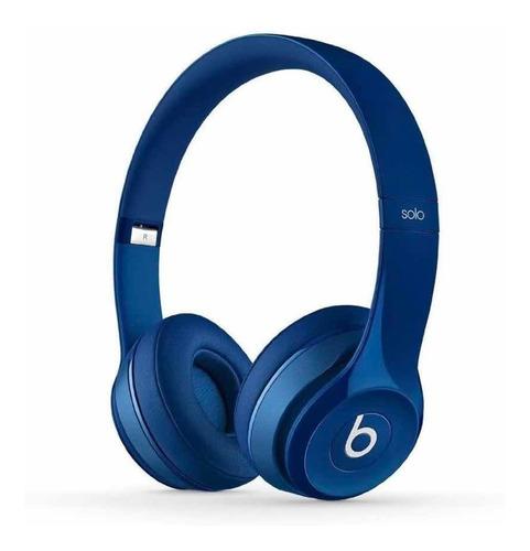 Fone De Ouvido Beats Solo 2.0 - Com Fio - Azul