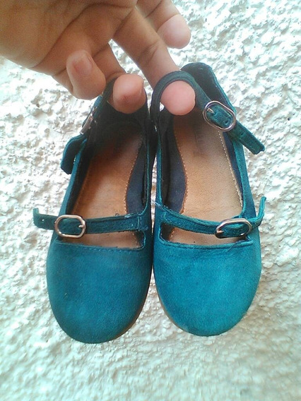 Zapatos Botas Pantuflas Niña Usadas