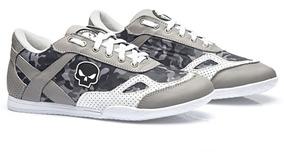 Tênis De Treino Academia Black Skull Tênis/fitness - Bs2040