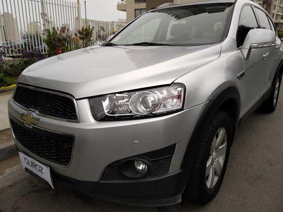 Chevrolet Captiva Iii Lt 2.4 Full Aut 2013