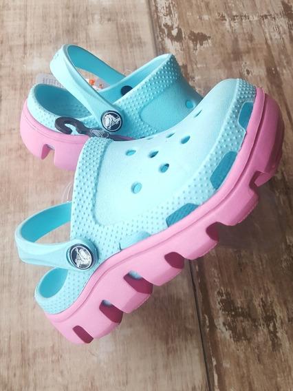 Crocs Duet Sport Junior. Disponible J1 32/33