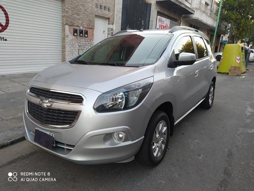 Chevrolet Spin 1.8 Ltz 7as 105cv 2015