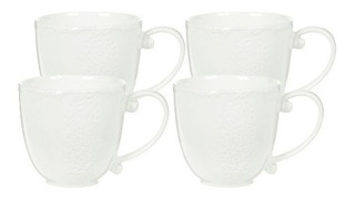 Set De Tazas Sam & Squito Eleine Blanco