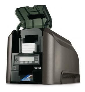 Impresora Datacard Cd869 Símplex