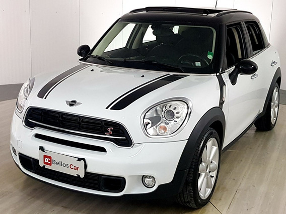 Mini Cooper 1.6 S Exclusive 16v 184cv Gasolina 4p Automá...