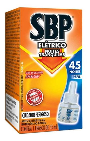 Inseticida Elétrico Sbp 35ml 45noites