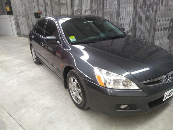 Honda Accord V6 2006 1ra Mano Km140000 Impecable! Permtria!!