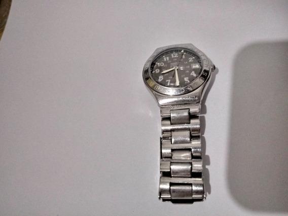 Relógio Antigo Swatch Original Para Reparao Ou Apro. Peças