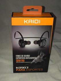 Fone De Ouvido Wireless Bluetooth Kaidi Kd903