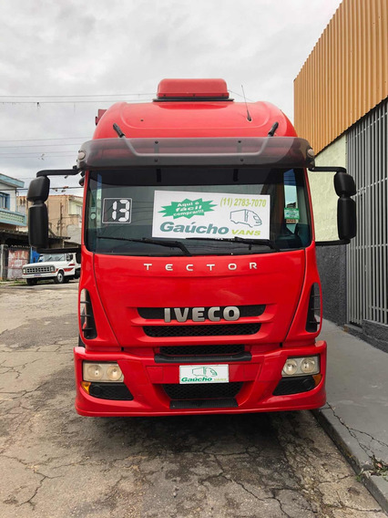 Iveco Tector 6x2 Caçamba Completo