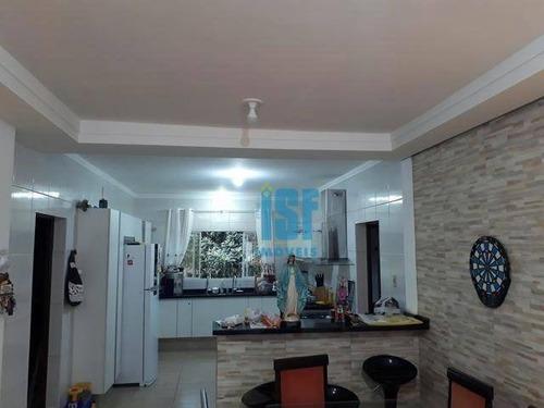 Chácara Com 4 Dormitórios À Venda, 5000 M² Por R$ 850.000 - Monte Líbano - Araçoiaba Da Serra/sp - Ch0022. - Ch0022