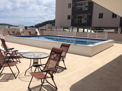 Apartamento 2 Dormitorios 2 Vagas Praia Brava Aceita Permuta - 2d032 - 4470242