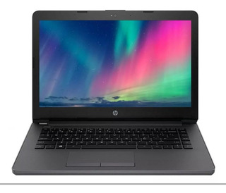 Notebook Hp 240 G7 Intel I3 7020u 4gb Ssd 240