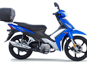 Suzuki - Nex 110c - Honda Pop 100