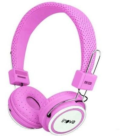Fone De Ouvido Headphone C/microfone Ligacao Inova 2123d