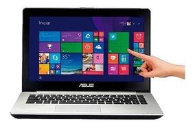 Notebook Asus S451la Intelcore I5 6gb 1tera Touchscreen