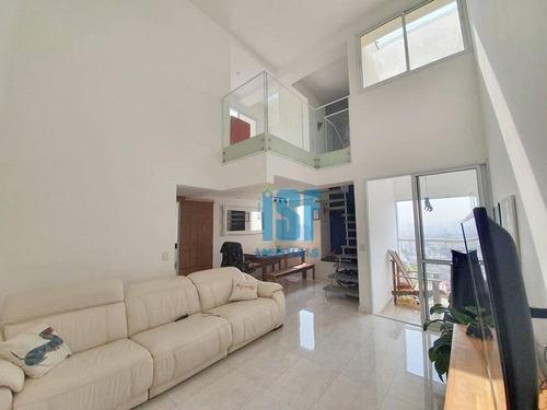 Imagem 1 de 19 de Cobertura À Venda, 120 M² Por R$ 845.000,00 - Vila Gomes - São Paulo/sp - Co0985