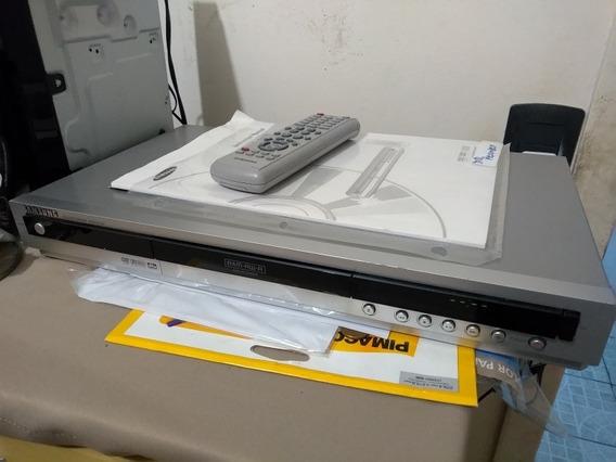 Gravador Dvd De Mesa Samsung R120 (novíssimo)