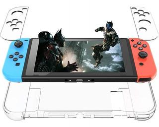Carcasa Protectora Nintendo Switch Acrílica / Mundo Electro