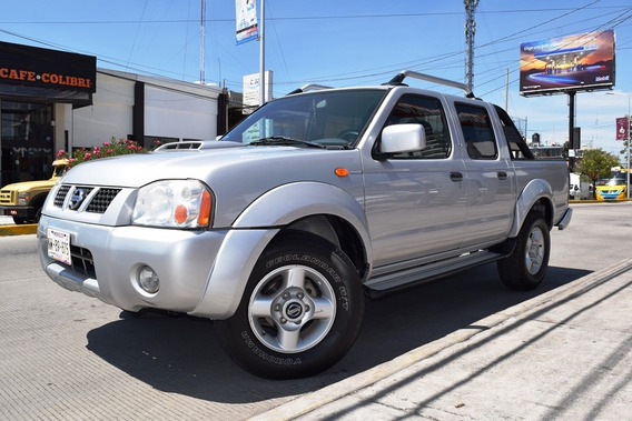 Nissan Frontier Le 4x4 2014