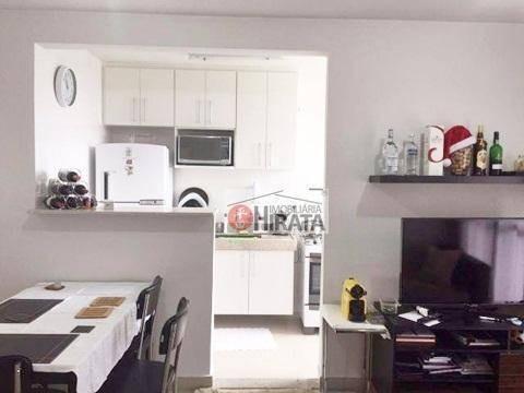 Apartamento Com 2 Dormitórios À Venda, 65 M² Por R$ 285.000,00 - Jardim Anton Von Zuben - Campinas/sp - Ap1861