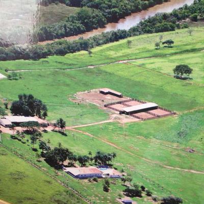 Fazenda Município São João Do Apore