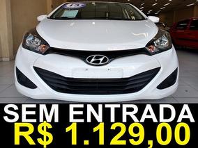 Hyundai Hb20 1.6 Comfort Plus Único Dono 2013 Branco
