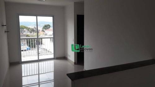 Imagem 1 de 28 de Apartamento Com 2 Dormitórios À Venda, 49 M² Por R$ 297.000,00 - Vila Nova Cachoeirinha - São Paulo/sp - Ap1380