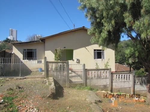 Casa Térrea Com 2 Quartos - 1056-v