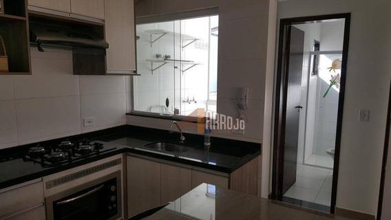 Apartamento Com 1 Dormitório À Venda, 37 M² Por R$ 225.000 - Cidade Patriarca - São Paulo/sp - Ap1248