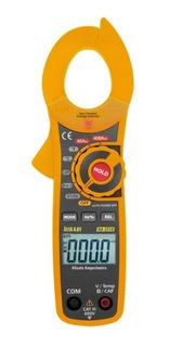 Alicate Amperímetro Digital Hikari Ha-3310 Medição Teste Ncv