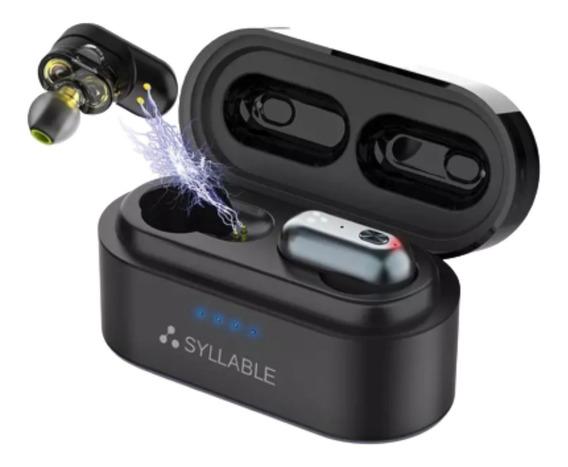 Fone Ouvido Bluetooth Syllable S101 Pronta Entrega No Brasil