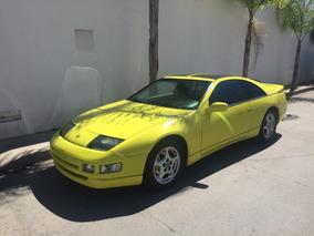 Excelente Nissan 300zx 1993, Mexicano Factura Original