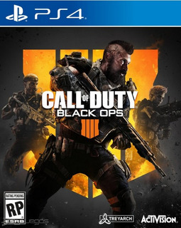 Call Of Duty Black Ops 4 Ps4 Digital 2°