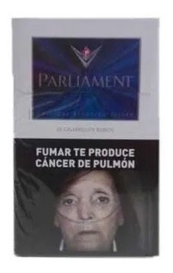 Carton De Cigarrillos Parliaments 10 Atados Por 20u C/u