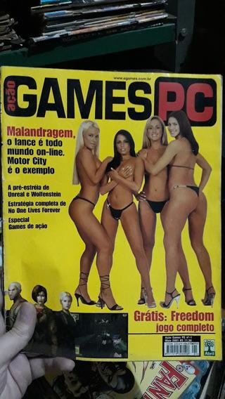 Revista Ação Games Especial Computador E Gatas Psx Ps2 Snes