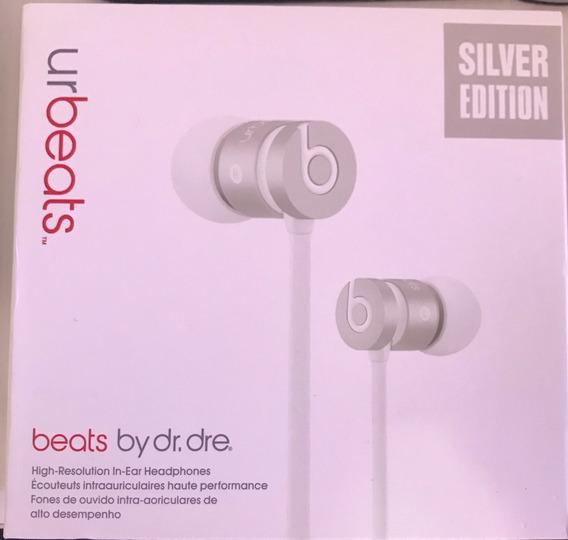 Fone Beats Urbeats 2 Prata