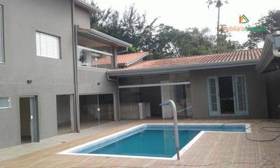 Casa Panorâmica Recem Reformada No Bairro Aquarius - Ca0344