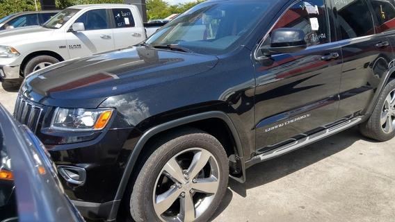 Jeep Grand Cherokee Laredo 4x4 Negra 2014