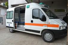 Servicio De Ambulancia - Traslado De Pacientes