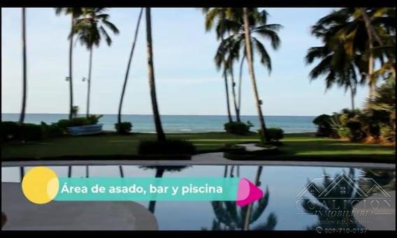 Coalición Vende Villa En Samana De Oportunidad Con Piscina-
