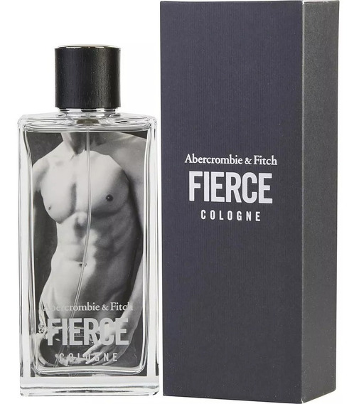 Perfume Abercrombie Fierce Cologne 100ml Original Novo