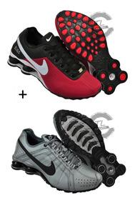 Kit 2 Pares Sxhox Nike Nz Deliver Classic Junior Promoção St