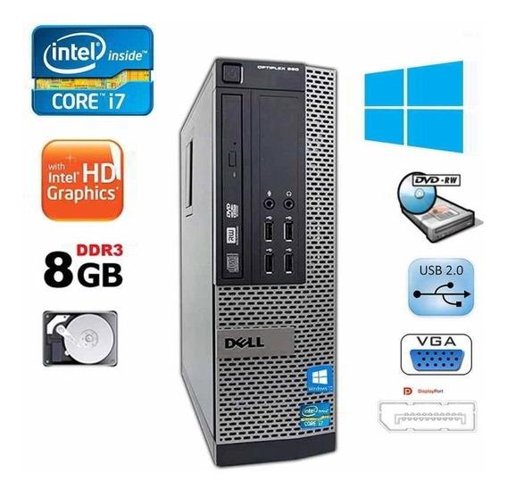 Cpu Dell I7 2°geração.