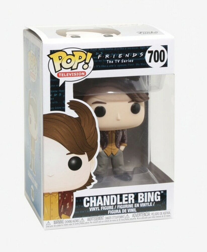 Funko Pop! Chandler Bing Friends The Tv Series #700